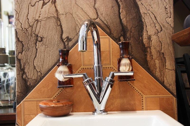 Waschtisch Udos Barbershop